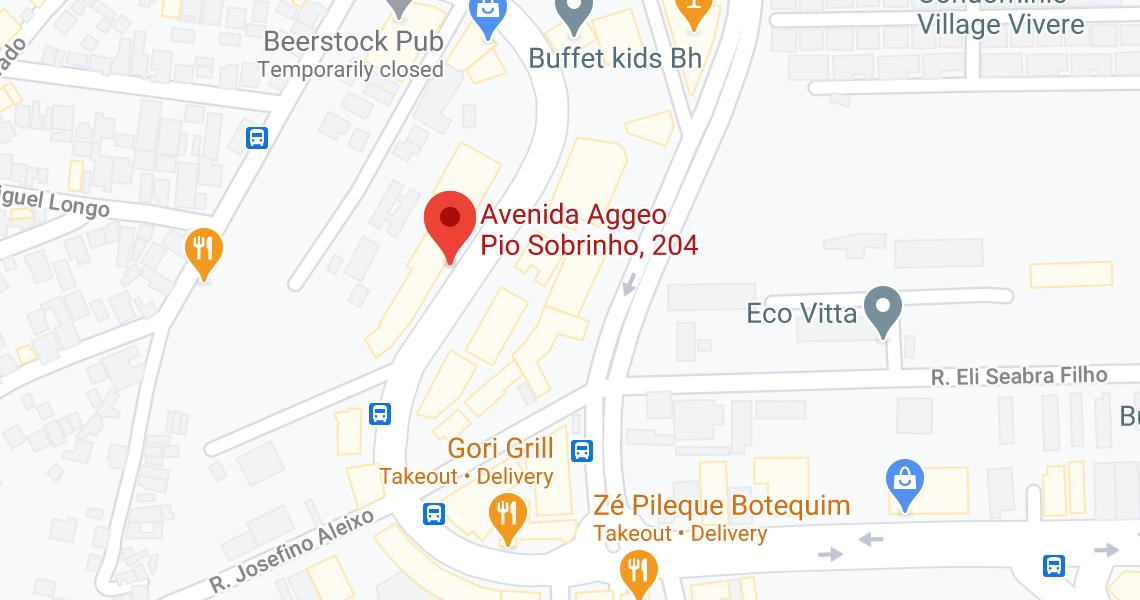 Abrir endereço no Google Maps